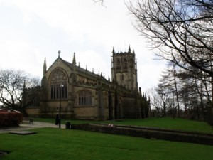 Rochdale Parrish Church